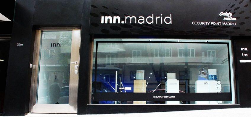 Tienda de seguridad en Madrid. Security Point Madrid