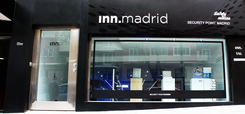 Tienda de seguridad en Madrid. Security Point Madrid