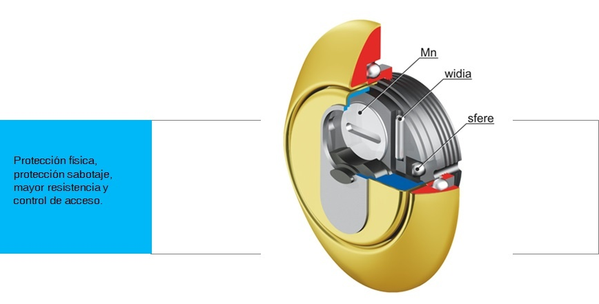 Escudos de seguridad magnéticos Disec en Security PointMadrid