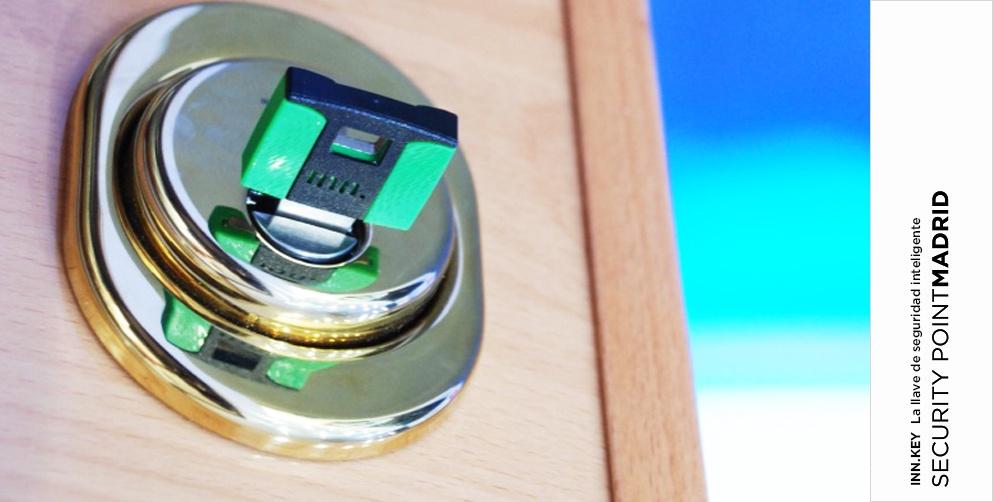 Bombillos anti bumping y llaves de seguridad INN Madrid