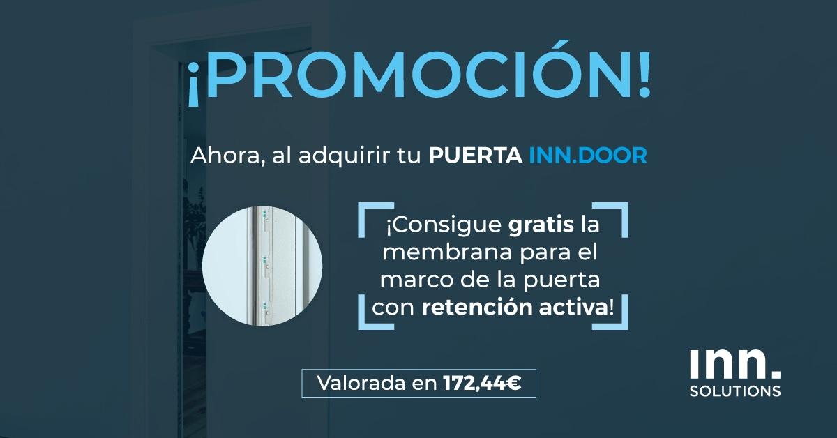 Promoción puertas de seguridad INN.DOOR