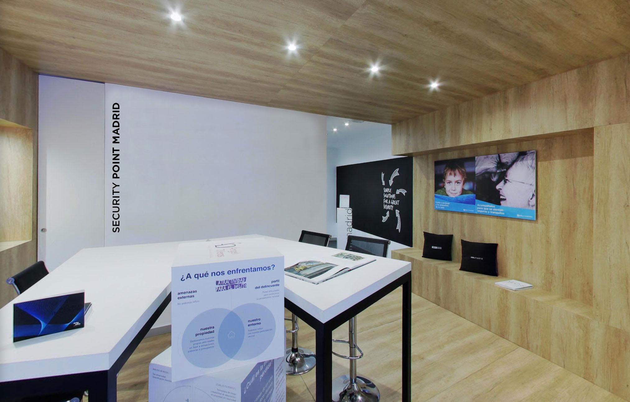Consultoría de seguridad en Security Point Madrid
